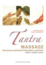 Das Buch zur Tantramassage